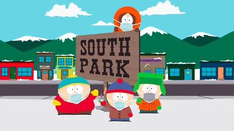 Episodio especial de South Park hará fuerte crítica a Q-Anon