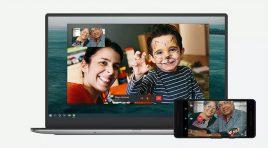 WhatsApp ahora permite videollamadas desde una computadora
