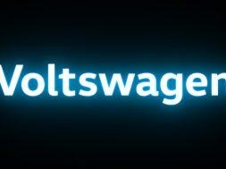 Voltswagen de America logo