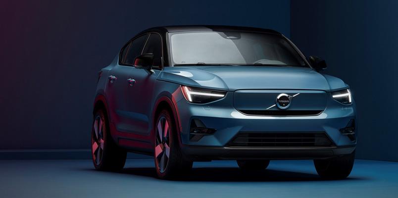 Volvo será eléctrico en 2030 y presenta Volvo C40 Recharge