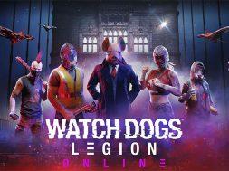 Watch Dogs Legion modo online