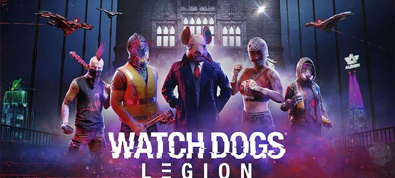 Watch Dogs Legion modo online
