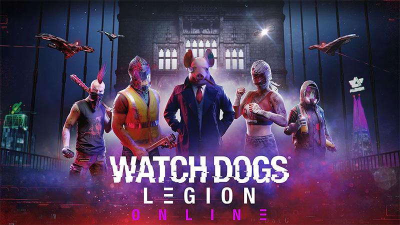 Todo esto incluye el modo online de Watch Dogs: Legion