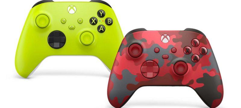 Xbox Electric Volt – Daystrike Camo