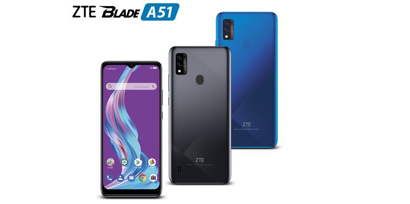 ZTE Blade A51 precio