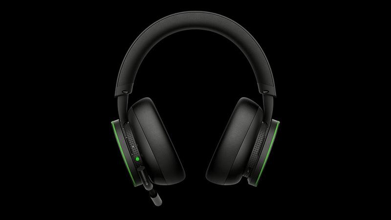 audífonos inalambricos de Xbox atras