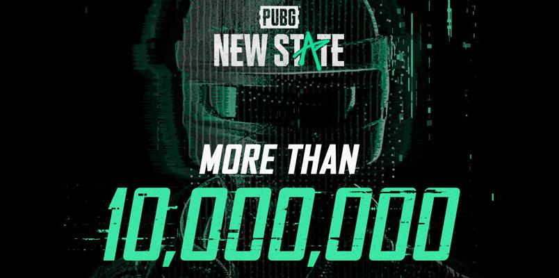10 millones de pre-registros PUBG NEW STATE