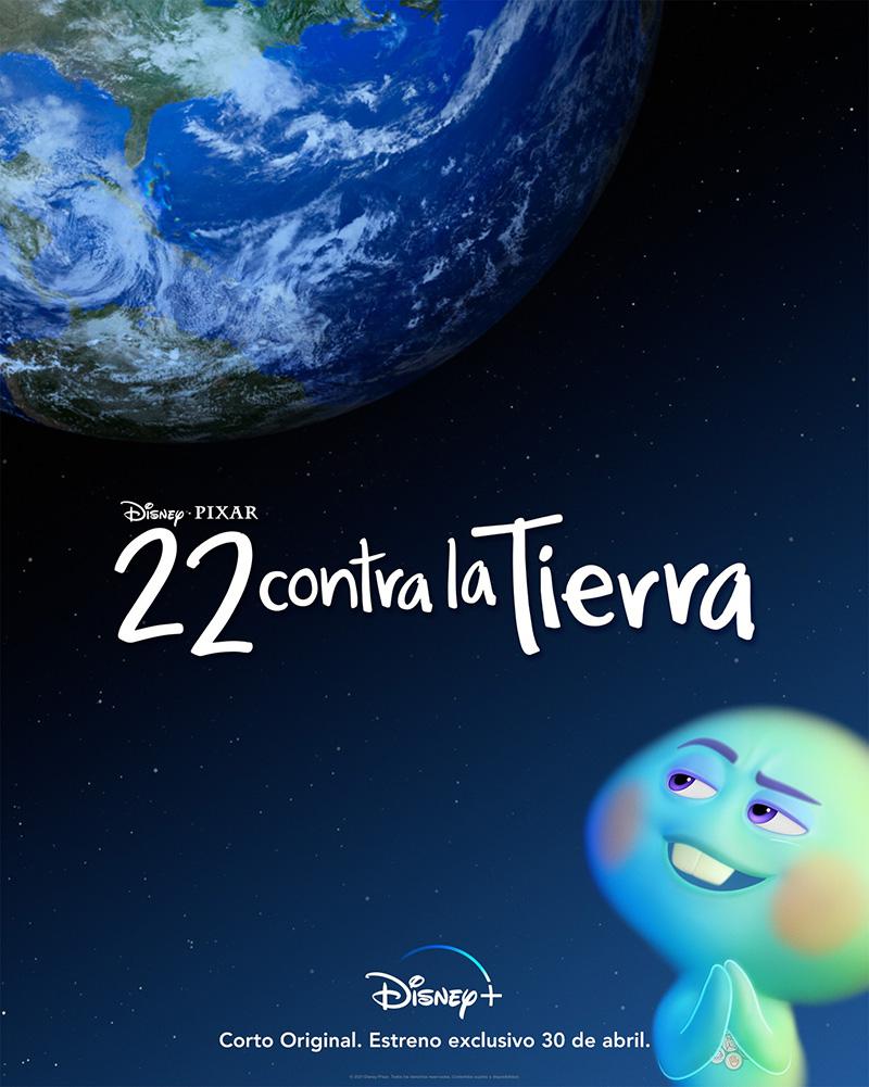 22 contra la Tierra Disney+ poster