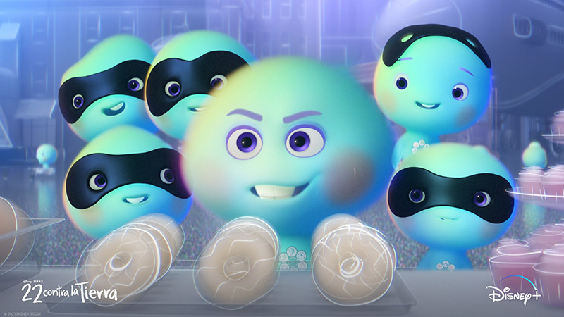 22 contra la Tierra es el nuevo corto de SOUL que llega a Disney+