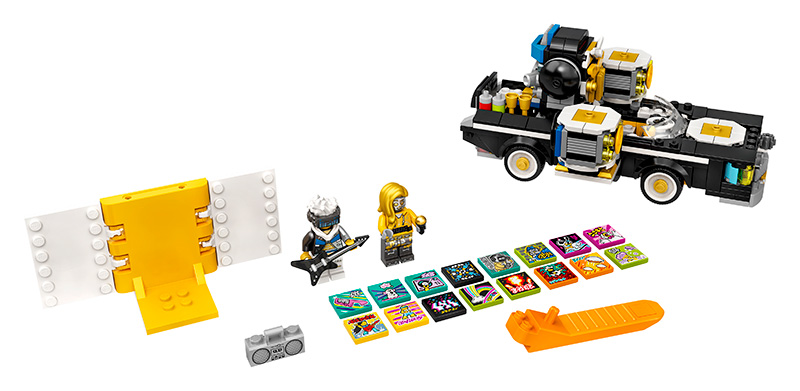 43112-Robo-HipHop-Car