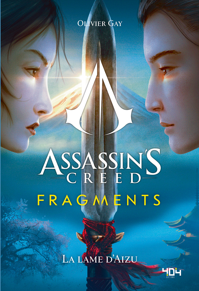 ASSASSIN'S CREED FRAGMENTS YOUNG ADULT TRILOGY