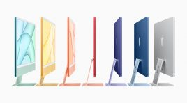 Estas son las nuevas iMac de colores con procesador Apple M1