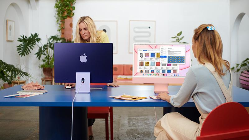 Apple iMac 2021 Precio