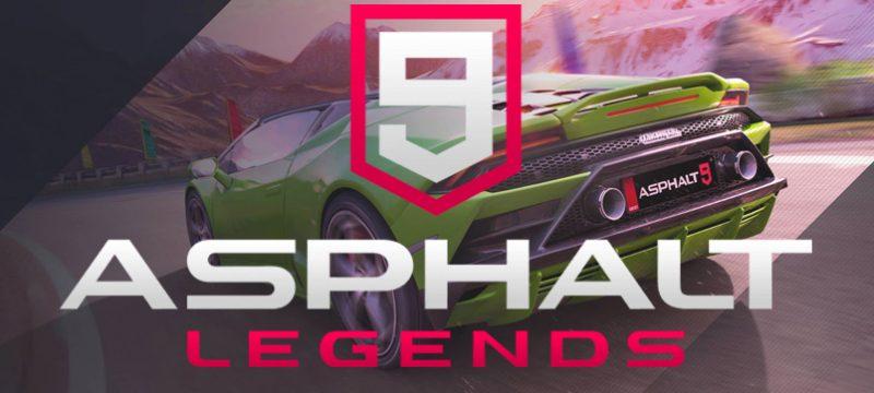 Asphalt 9 Legends Xbox One