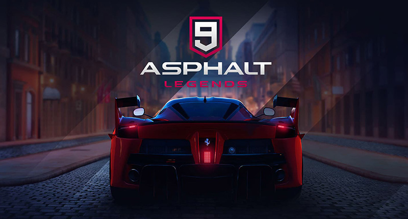 Asphalt 9 Legends Xbox Series X
