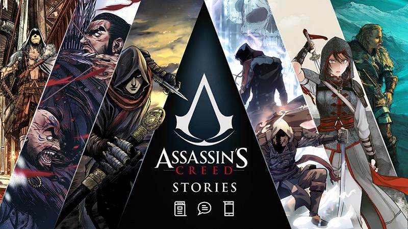 El Universo de Assassin's Creed llegará a más hogares con estas historias
