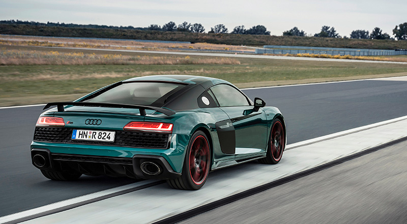 Audi R8 Green Hell Edition Mexico
