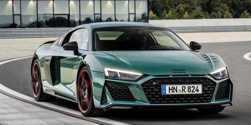 Llegan a México 6 unidades del nuevo Audi R8 Green Hell Edition
