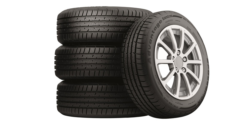 BFGoodrich Advantage Control el nuevo neumático para tu vehículo