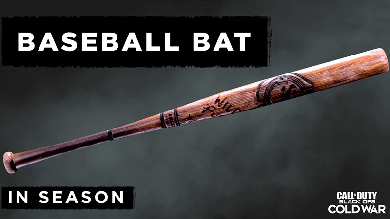 Baseball Bat Melee Temporada Tres