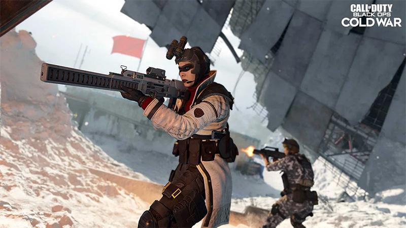 CARV.2 Tactical Rifle Temporada Tres