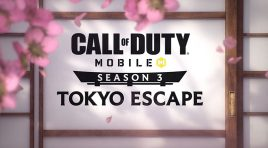 El contenido de Call of Duty: Mobile Tokyo Escape Temporada 3