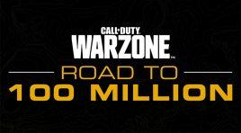 Esto han hecho los 100 millones de jugadores de Call of Duty: Warzone