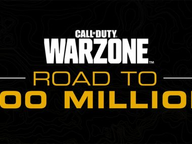 Call of Duty Warzone 100 millones