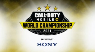 Campeonato mundial Call of Duty Mobile 2021
