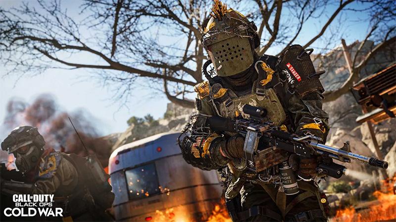 Los nuevos mapas que llegan a Call of Duty: Black Ops Cold War