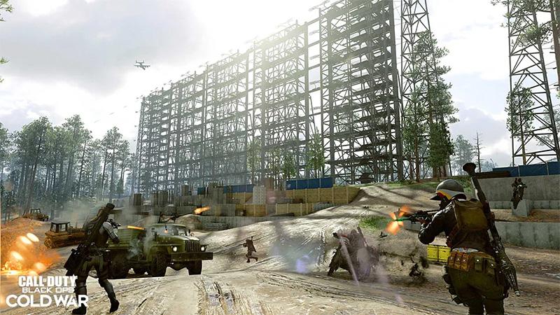 Duga Black Ops Cold War