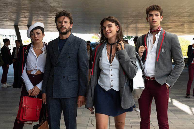 La cuarta Temporada de ÉLITE se estrena en junio por Netflix