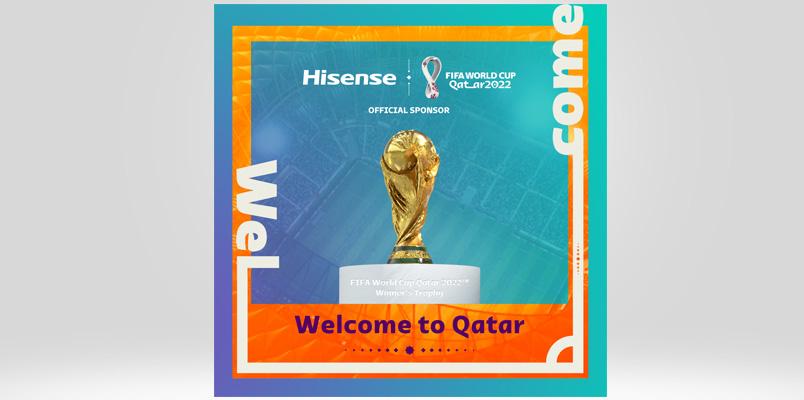 FIFA Qatar 2022 Hisense