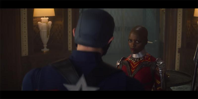 El regreso de las Dora Milaje en Falcon y el Soldado del Invierno