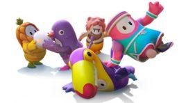 Moose Toys lanzará la primera línea oficial de juguetes de Fall Guys