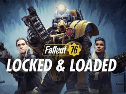 Fallout 76 Locked & Loaded
