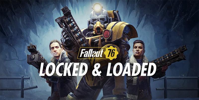 Este es el contenido que llega a Fallout 76 con Locked & Loaded