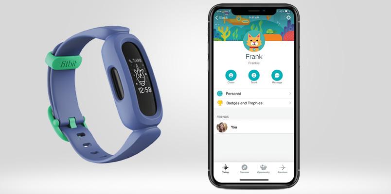 Fitbit Ace 3 Aplicacion