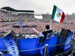 Gran Premo de Mexico calendario 2021