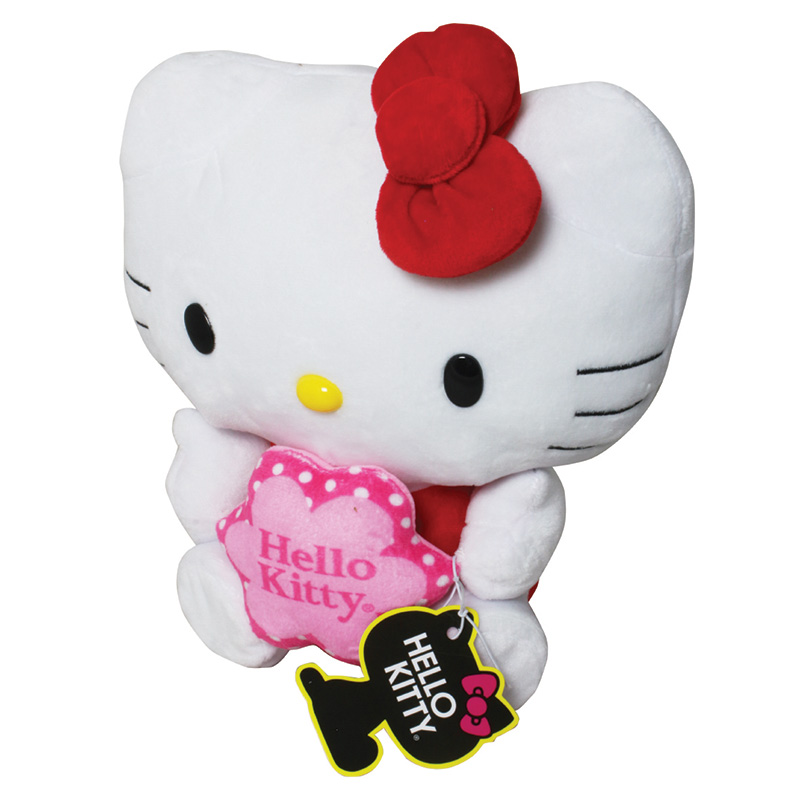 Hello Kitty Abrazo de Flor de Ginga Dia del Nino