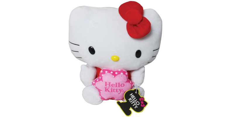La bocina inalámbrica de Hello Kitty y Ginga para los más pequeños