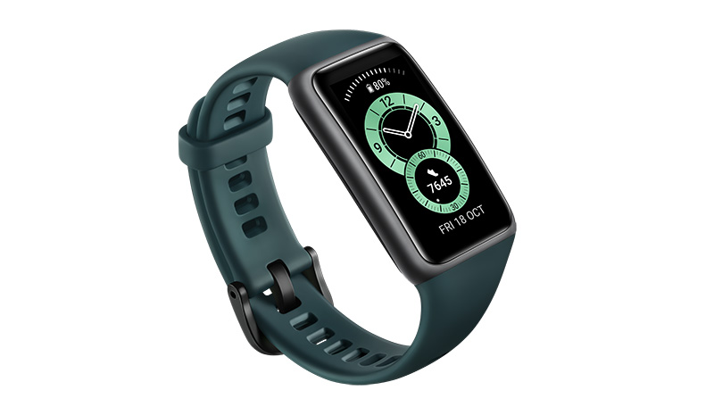 Huawei Band 6 Forest Green