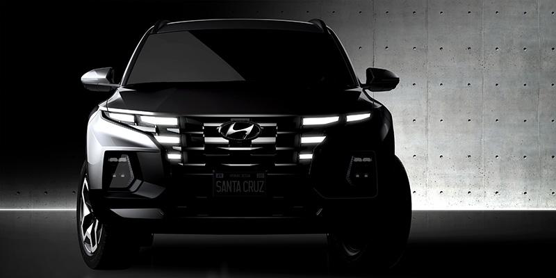 Hyundai Santa Cruz se presenta el 15 de abril en evento virtual