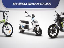 ITALIKA motocicletas electricas