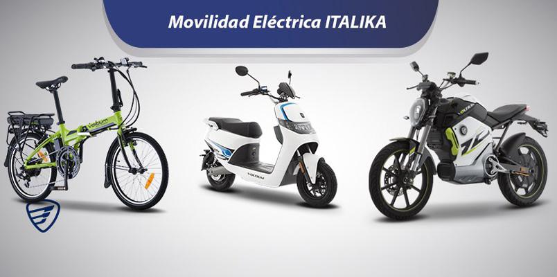 Esta es la movilidad totalmente eléctrica de las motos ITALIKA