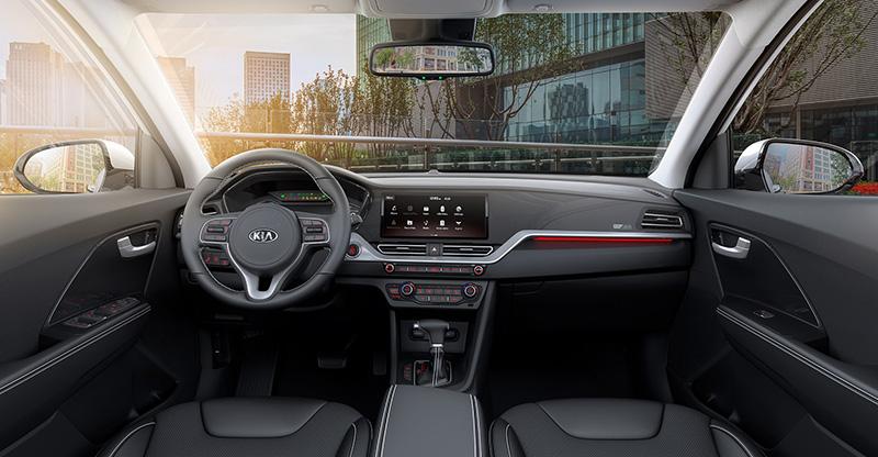 KIA Niro 2021 interior