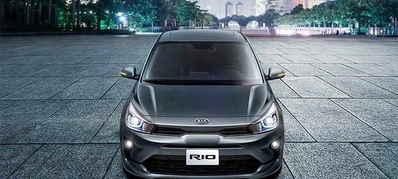 KIA Rio 2021 sedan