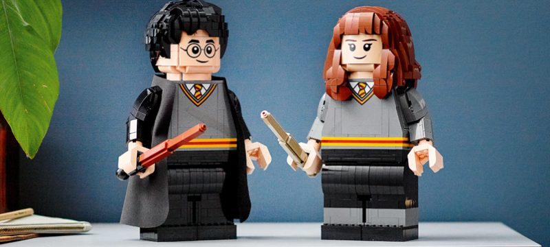 LEGO Harry Potter – Harry Hermione