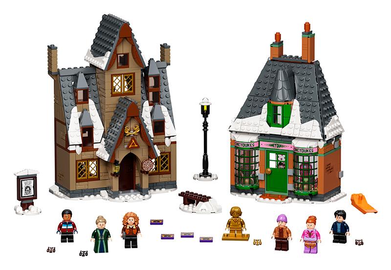 LEGO-Harry-Potter-Hogsmeade-Visita-a-la-Aldea