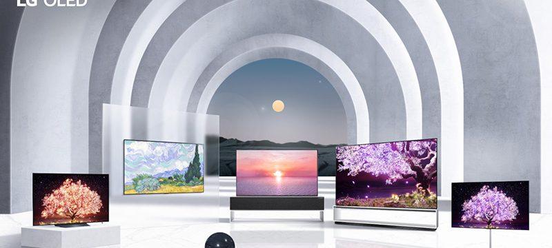 LG-OLED-TV-Lineup 2021